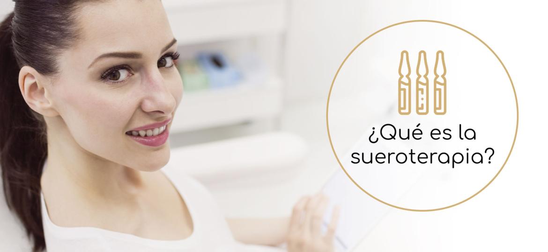 Que es la sueroterapia Sapphira Prive Alicante