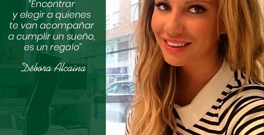 Debora Alcaina Cabecera
